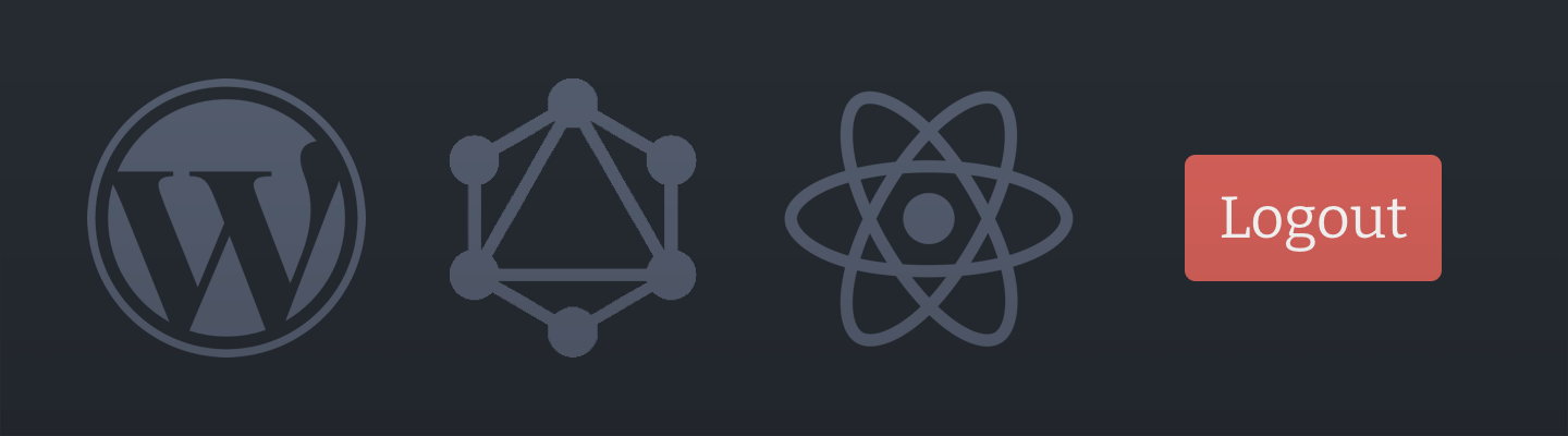 Headless WordPress: Log-out using GraphQL & ReactJS